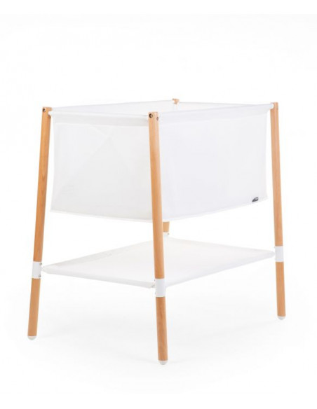 Minicuna Evolux 50x90 Blanco Natural de Childhome