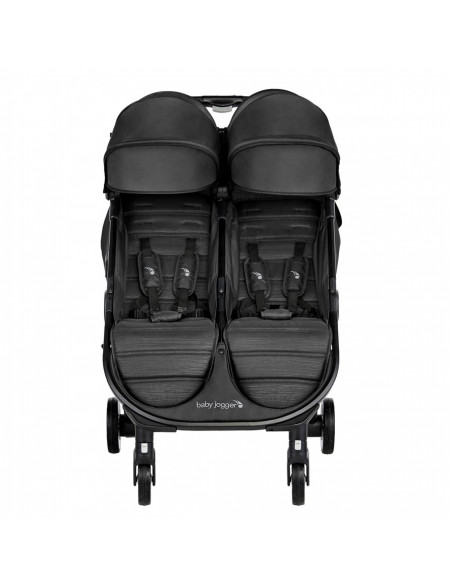 Silla Gemelar Baby Jogger City Tour 2 doble Jet