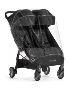 Capa de lluvia City Tour 2 doble de Baby Jogger