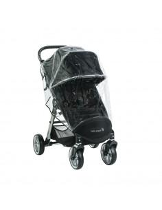 Capa de lluvia City Mini 2 de 4 ruedas de Baby Jogger