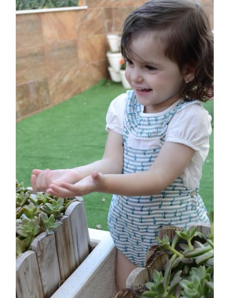 Conjunto para bebé Cactus