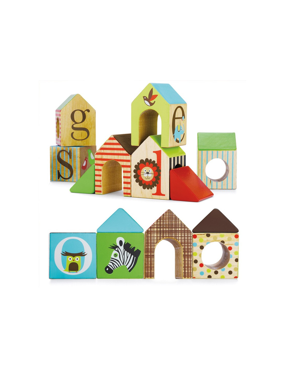 Madera Juguete Casa Apilable Alfabeto Skip De Hop 3q4jc5ARLS