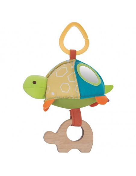 Juguete tortuga para carrito de Skip Hop