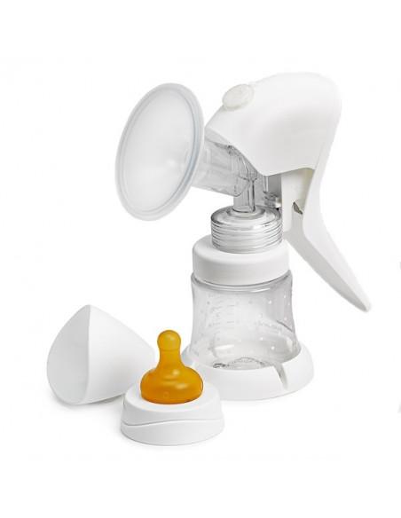 Extractor de leche manual de Suavinex