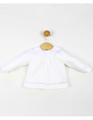 Camisa bebé niña o niño Jareta de Popys