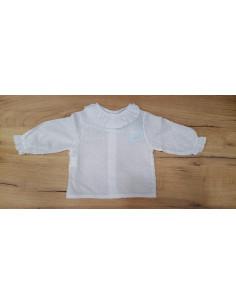 Camisa bebé niña o niño Plumeti de Popys