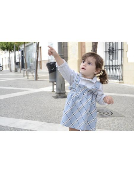 Conjunto bebé niña Rombos de Popys