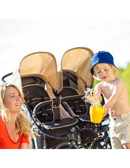 Silla gemelar Roadster Duo SLX de Hauck