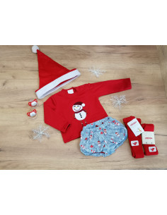 Conjunto Merry Christmas para niño