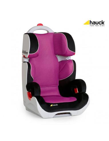 Silla de auto grupo 2/3 Bodyguard rosa de Hauck