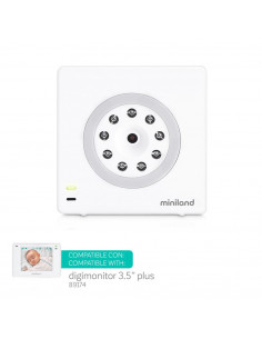 "Cámara adicional digimonitor 3.5"" plus de Miniland"