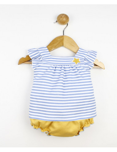 Conjunto de bebé para niña Sand Star...