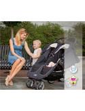 Coche de bebé Gemelar City Mini gemelar de Baby Jogger
