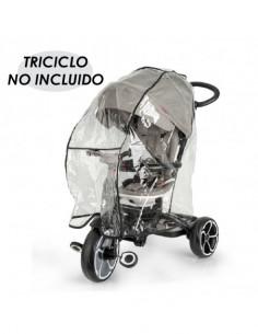 Burbuja de lluvia triciclo QPlay