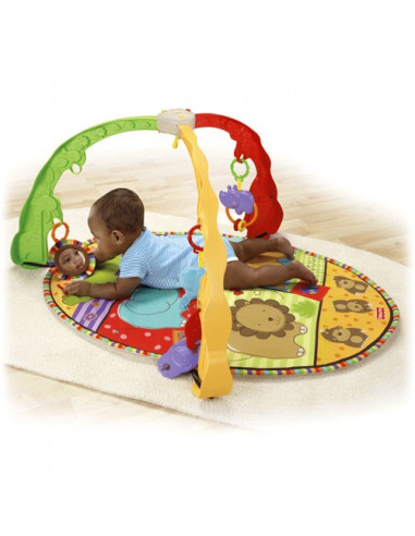 Gimnasio espejo Baby Zoo de Fisher Price