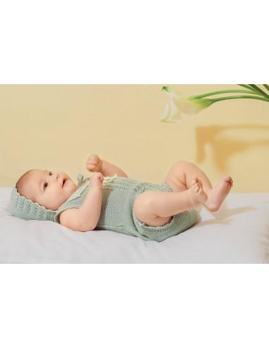 Body bebé de punto Savia de Paz Rodríguez