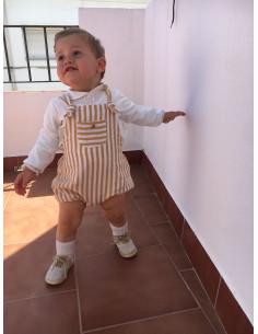 Peto bebé Tulum de Paz Rodríguez