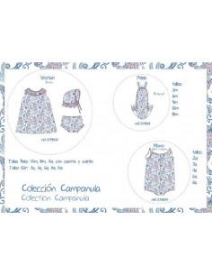 Vestido verano Campanula de Bossa by Amarti