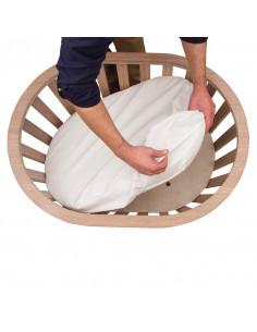 Conjunto de sábanas para minicuna MiniGuum Barcelona