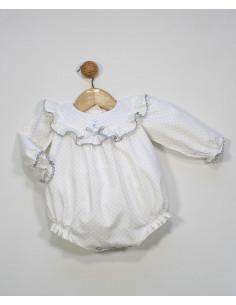 Pelele para bebé Estrella de Popys