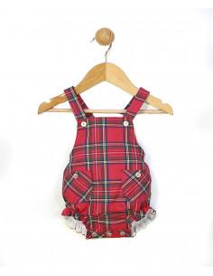 Peto para bebé Escoces de Popys