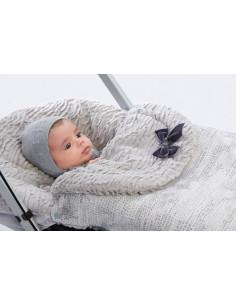 Gorro de lana forrado Muffi invierno 2015