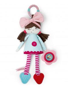 Muñeca de trapo Polly de Mamas & Papas