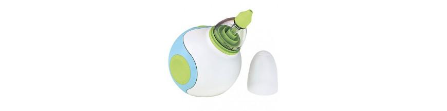 Aspirador nasal para tu bebé