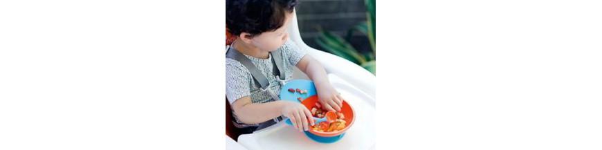 Alimentación del bebé - Tronas, vajilla