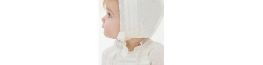 Capotas y Gorros - Para bebé niño y niña - Paranenesynenas