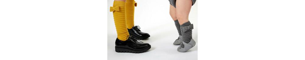 Calcetines y Leotardos para niña