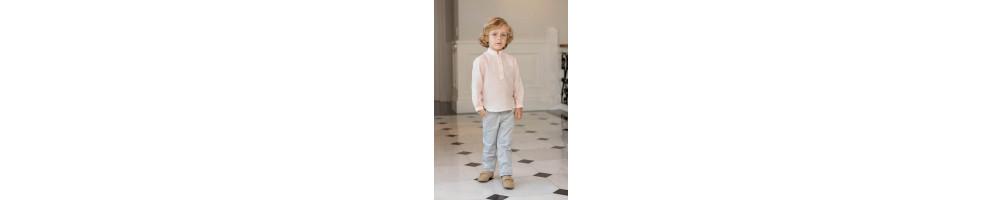 Pantalones y camisas de niños | Moda infantil con ropa de marca