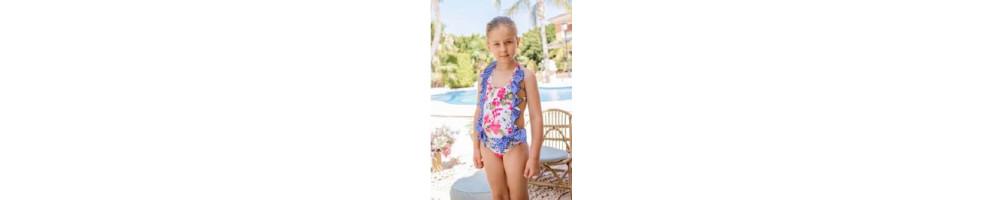 Baño niña: con bañadores y bikinis de marca