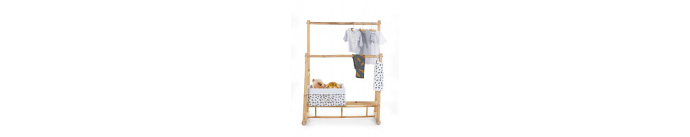 Estanterías y Repisas infantiles para la habitación de bebé