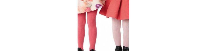 Leotardos lisos para niñas - Variedad en colores y tallas