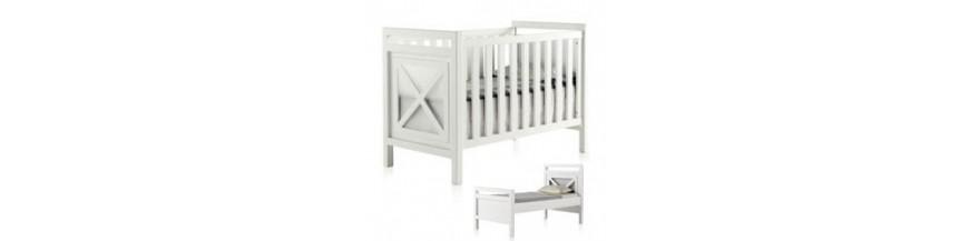 Estructura de cuna cama de 70 x 140 cm