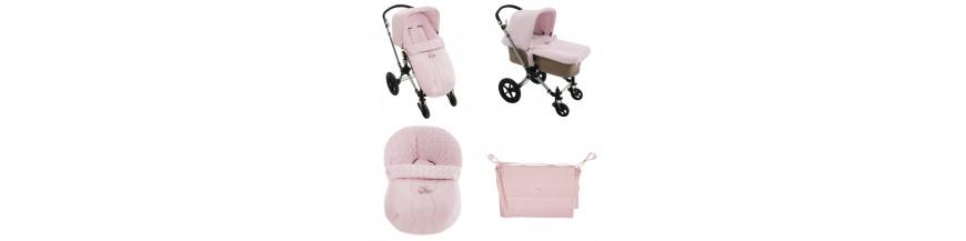 Sacos de silla y Bolsos maternales Pol BA de Uzturre