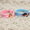 Etiquetas y pulseras personalizadas