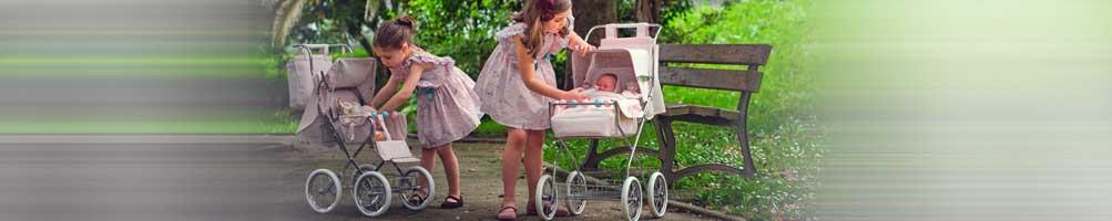 Sillas de muñecas | Tienda Bebelux y La Nina