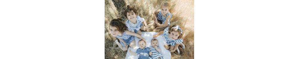 Moda infantil en Paranenesynenas