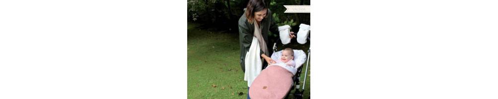 Sacos Valeria para silla y capazo | Uzturre otoño invierno 20-21