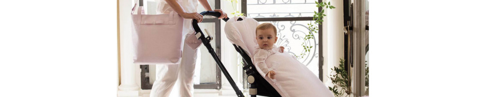 Saco de silla de paseo universal o ligera | Uzturre, Paz Rodriguez