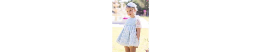 Ofertas en ropa de niñas de primavera verano