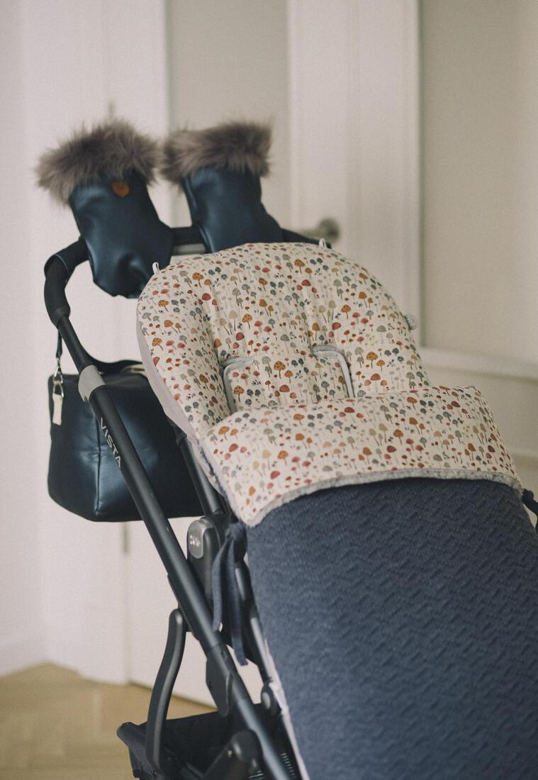Imagen saco silla invierno Paz Rodríguez Para Nenesynenas