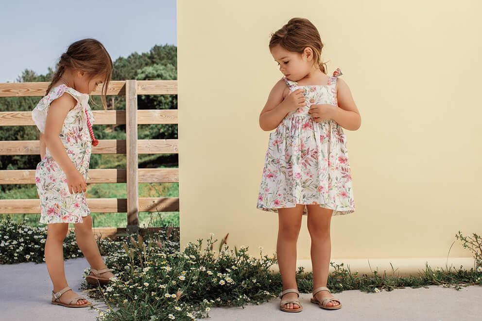 Imagen moda infantil Paz RodriguezPara Nenenesynenas