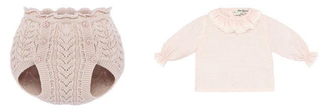 Camisas y conjuntos de ropa de bebé