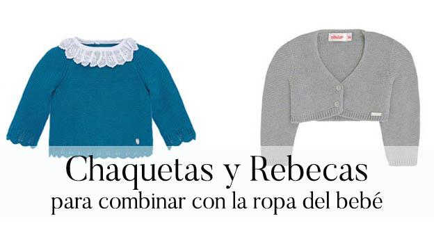 Chaquetas y Rebecas