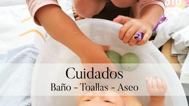 Aseos y cuidados del bebé