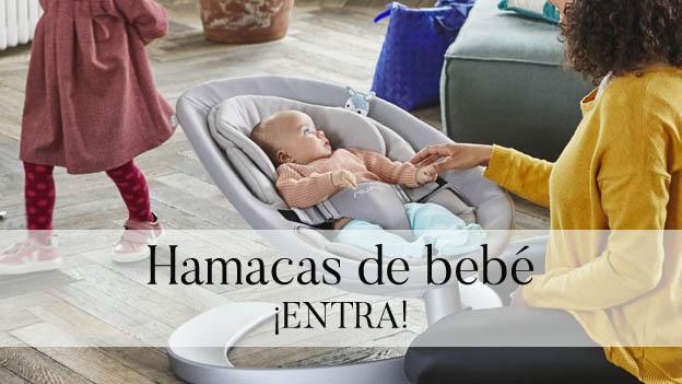 Hamacas para que se relaje el bebé