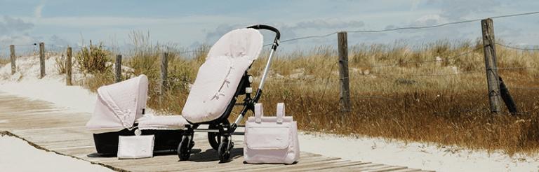 colchas para carrito de bebé paranenesynenas